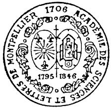 Académie des Scinces et des Lettres de Montpellier